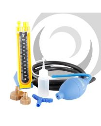 Airtest Kit: Gauge, Hose, Pump & Test Nipples