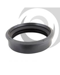 110mm Rubber Wall Seal