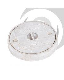 140mm Aluminium Circular Sealing Plate