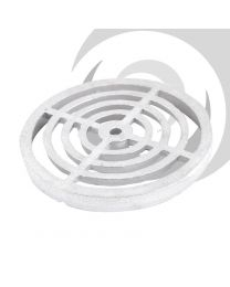 Aluminium Circular Bottle Gully Grating 175mm