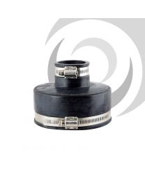 100-115mm / 75-90mm Flexible Fitting Adaptor Coupling