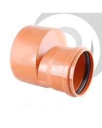 200mm Spigot to 160mm Socket Reducer