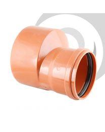 200mm Spigot to 160mm Socket Reducer