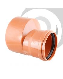 250mm Spigot to 160mm Socket Reducer