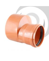 250mm Spigot to 200mm Socket Reducer