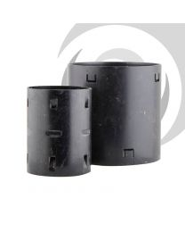 Land Drain Coupler 100mm