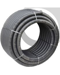 Perforated Land Drain: 100mm x 25m Coil;