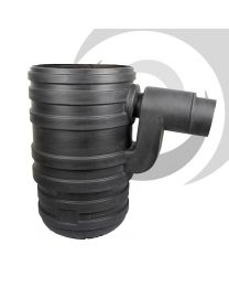 750 x 450mm Hdpe Road Gully 150/160mm Outlet
