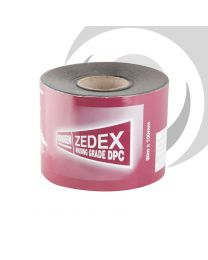 Damp Proof Course Zedex Housing Grade 100mm