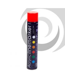 Linemarker Spraypaint 750ml - Red