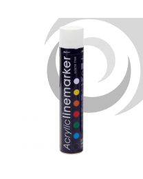 Linemarker Spraypaint 750ml - White