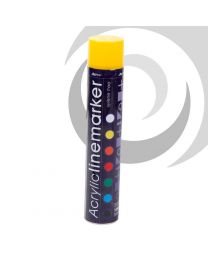 Linemarker Spraypaint 750ml - Yellow