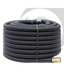 40mm OD Twinwall Duct x50m; Black