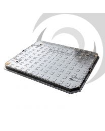 600mm x 600mm Cast Iron Manhole Cover: A15