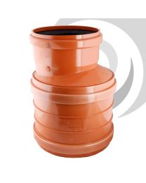250mm UPVC Socket - 160mm UPVC Socket Reducer