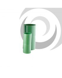 96mm CTV Duct Coupler; Green