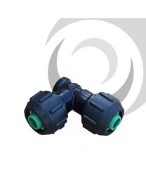 Protecta-Line 90deg Elbow: 32mm