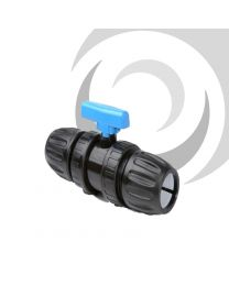 63mm Ball Valve Compression Joint (Non WRAS)