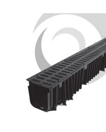 ClarkDrain 100mm Polypropylene Drainage Channel