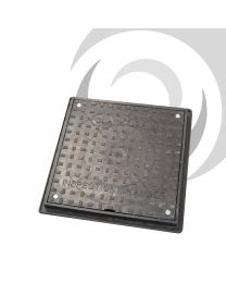 300mm Polypropylene Manhole Cover & Frame