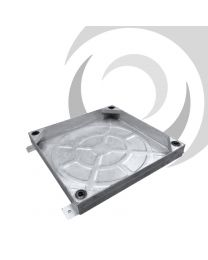 450mm x 450mm Recessed Block Pavior Manhole Cover (FACTA AAA)