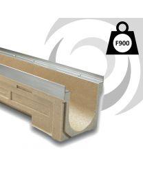 F200K 200mm W x 313mm D Polymer Concrete