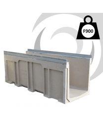 F300K 300mm W x 390mm D Polymer Concrete