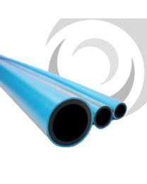 Puriton Barrier Pipe: 90mm x 50m Coil; Type A
