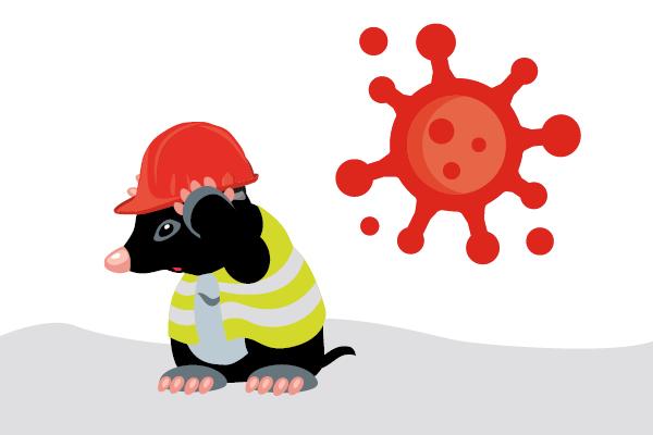 Business as usual despite coronavirus crisis