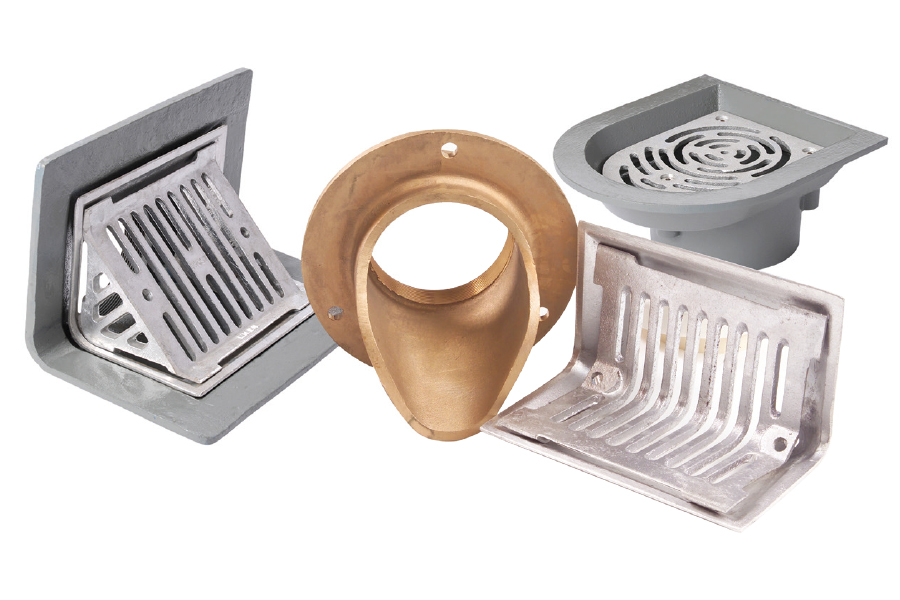 Visit our new website dedicated to roofing, balcony and floor drain outlets.