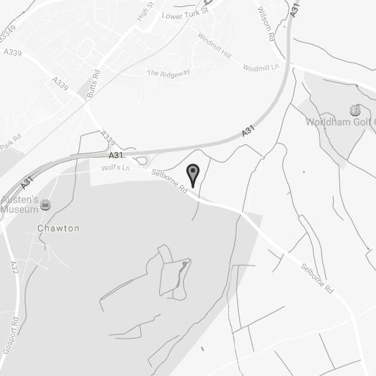 Alton Depot Location