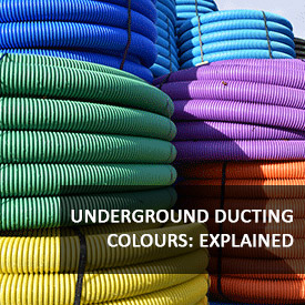 Ducting Colours Explained